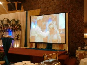 Daftar Harga Sewa Proyektor Untuk Wedding